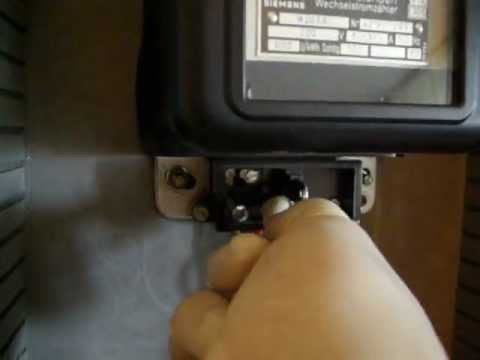 Sehr Hausstrom www.nuller24.eu Stromsparen, Stromzähler zurückdrehen WV28