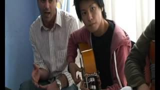 2年前にスペインで制作されたフラメンコ・ギタリスト徳永健太郎の映像。...