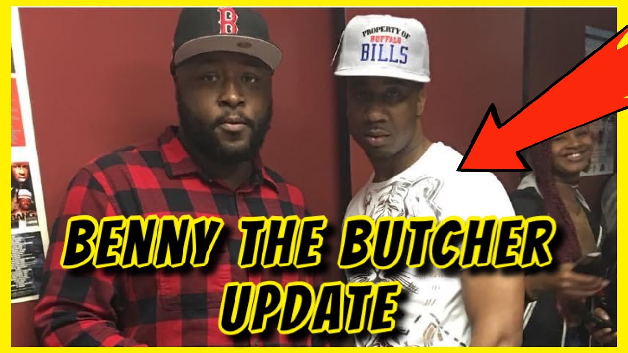 BENNY THE BUTCHER *UPDATE*