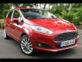 Used Ford Fiesta 1.5 TDCi Titanium X 5dr Candy Red 2016