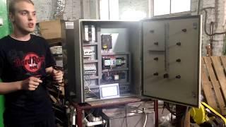 Дипломная работа: система автоматизированного водоснабжения, часть I