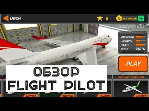 Обзор Flight Pilot Simulator 3D для iOS/Android