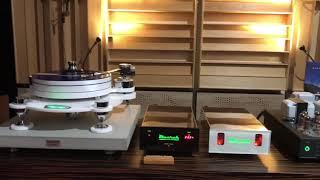 Gambar cover Gramofon Muarah model MT1