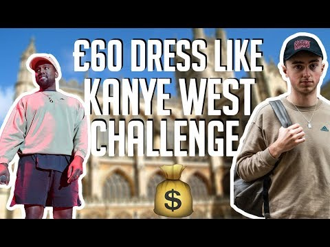 I BOUGHT A KANYE WEST OUTFIT FOR £60???
