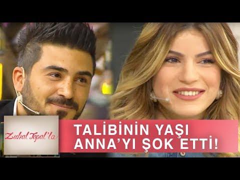 Zuhal Topal'la 200. Bölüm (HD) | Anna Paravan Açılınca Neden Şaşırdı?
