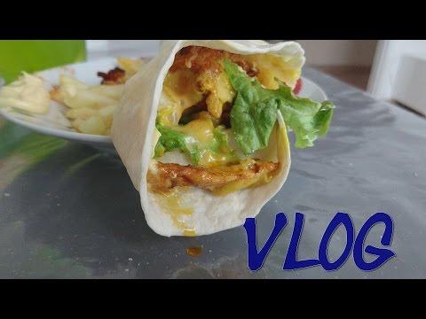 Recette et Dégustation de Tacos ! #VLOG CUISINE !