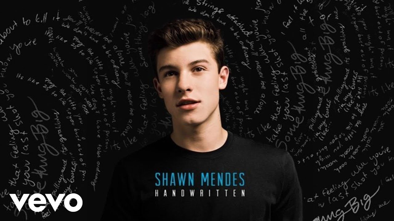 Shawn Mendes Imagination Audio Youtube