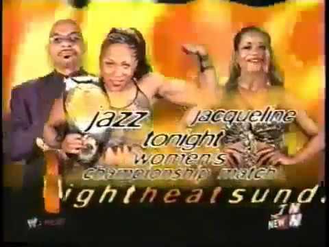 WWE Heat June 1,2003