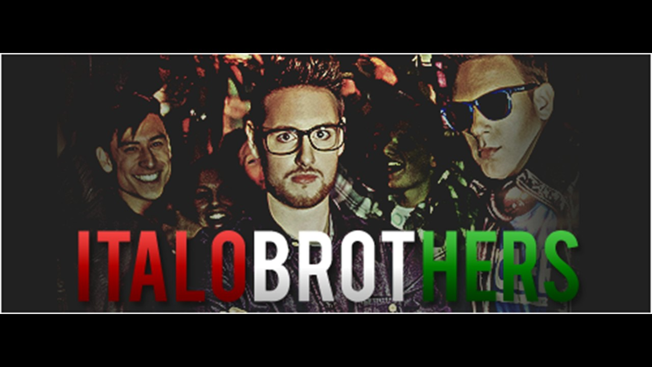 10 MINUTES WITH... - ITALOBROTHERS