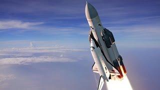 Космический корабль Буран и система Спираль