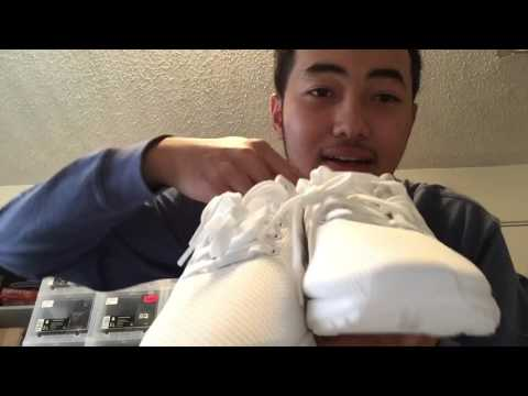 Adidas ZX Flux White Unboxing