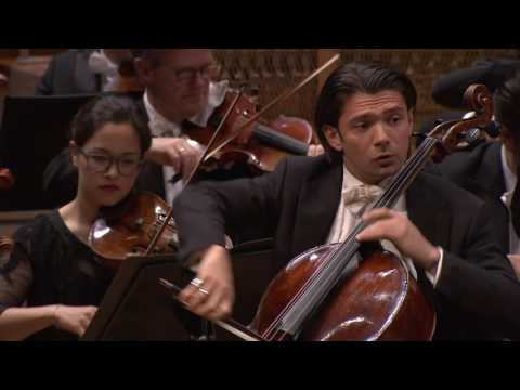 Schostakowitsch Concerto for Cello and Orchestra Gautier Capucon - Berliner Philharmoniker