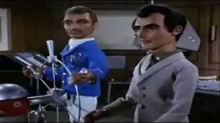 Thunderbirds - The Man from MI5: Espionage on the French Riviera