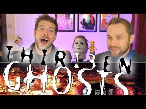 THIRTEEN GHOSTS MOVIE REVIEW