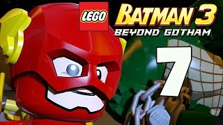lego batman 3 beyond gotham the big grapple part 7 xbox one gameplay