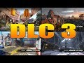 Infinite Warfare DLC 3 Absolution (Fore, Bermuda, Ember, Permafrost, Attack of Radioactive Thing)