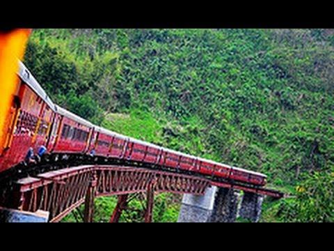 World's Most Dangerous Stretch of Railway - Interior Assam