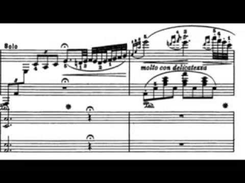 François Weigel plays Chopin : Concerto No.2 in F minor op.21 (II Larghetto)