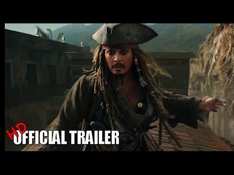 PIRATES OF THE CARIBBEAN: DEAD MEN TELL NO TALES Movie Clip Trailer 2017 HD - TV Spot