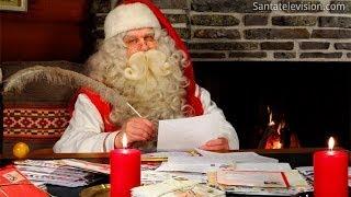 Entrevista a PapГЎ Noel Santa Claus - Laponia Finlandia, Rovaniemi: oficina de Correos de PapГЎ Noel