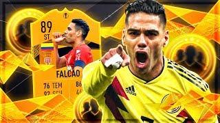 FIFA 19: EUROPA MOMENTS FALCAO Squad Builder BATTLE 🔥🔥