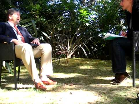 Interview of Edward Lambert, Bridge Bank - World Investment Conference 2011 La Baule
