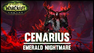 Cenarius - Emerald Nightmare - Legion Beta - FATBOSS
