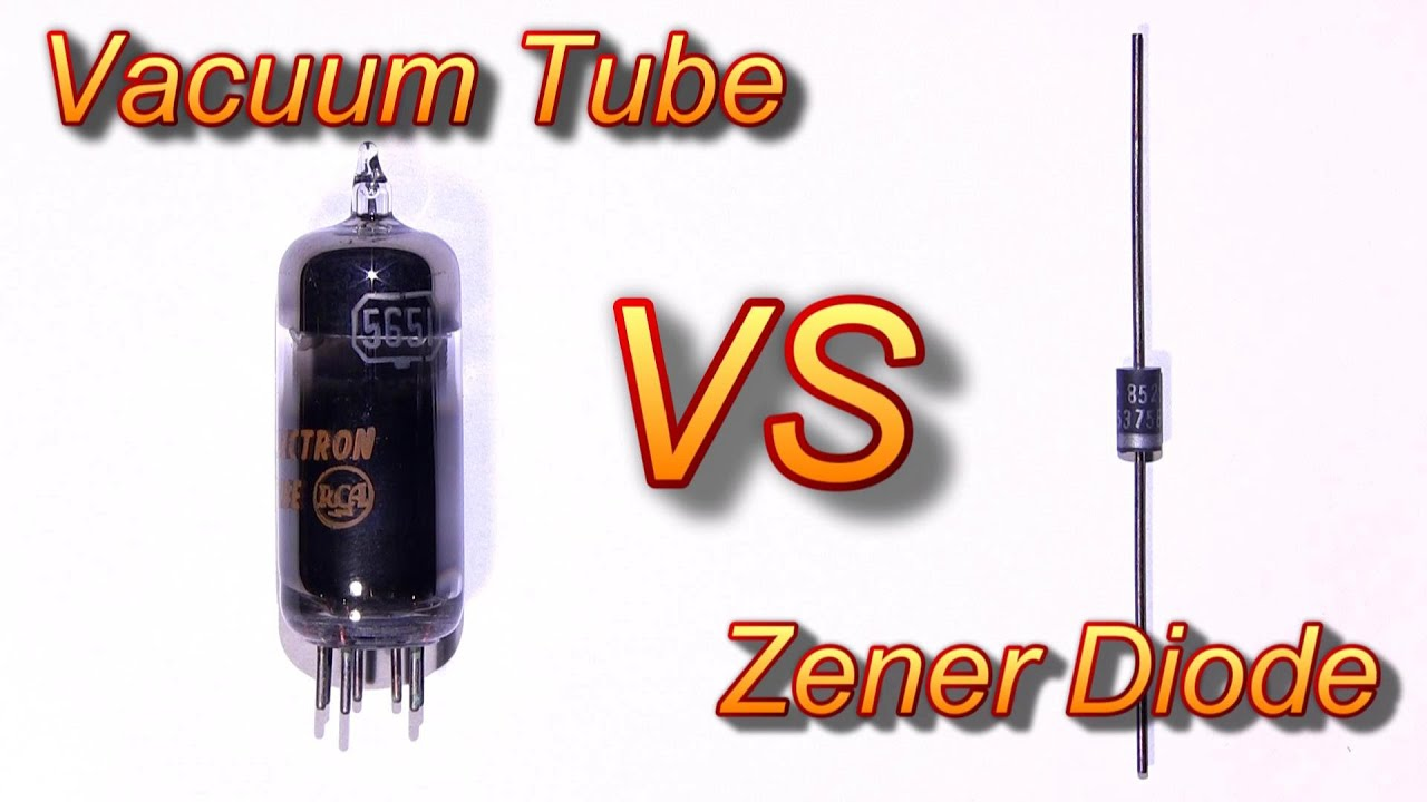 Zener Diode Vs Tube Regulation And More Youtube Circuit About Power Supply Regulator