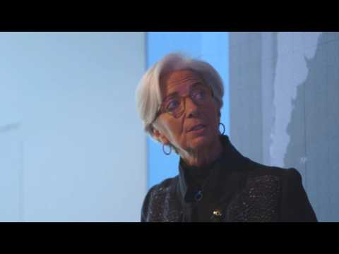 Christine Lagarde Presentation - Christine Lagarde Immigration Crisis and Solutions