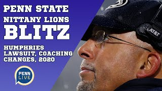 Penn State Football Blitz: Humphries hazing claim, take it to the next level and Moorhead to Oregon.