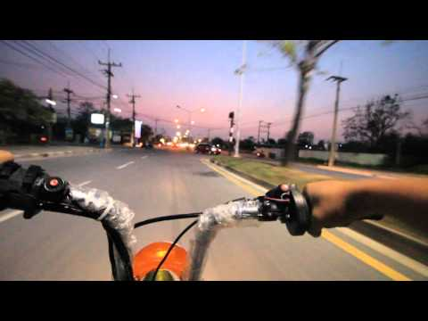 Honda Chaly ชาลี ญี่ปุ่น ตอน2