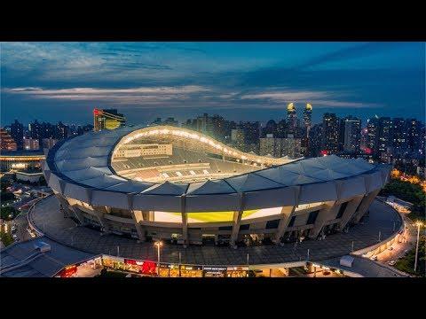 |上港主场| 上海体育场 Shanghai Stadium