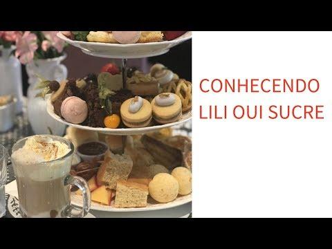 Conhecendo Lili Oui Sucre