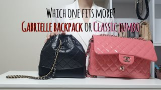 |CHANEL| What fits more?| Gabr…