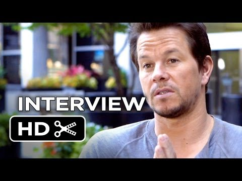 Transformers: Age of Extinction Interview - Mark Wahlberg (2014) - Michael Bay Movie HD