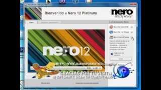 Nero 12 Platinum Full Español + Crack + Patch
