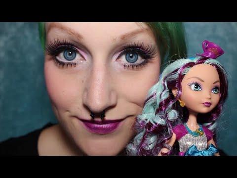 Madeline Hatter Makeup Tutorial (Ever After High) - YouTube