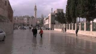 Candidature de Bethléem au patrimoine mondial de l'UNESCO