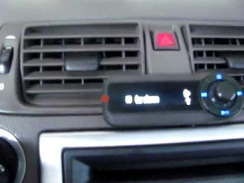Volvo V50 με Bluetooth, USB, iPod & Aux In