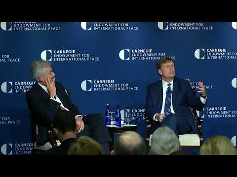 U.S.-Russia Relations With Michael McFaul and William J. Burns