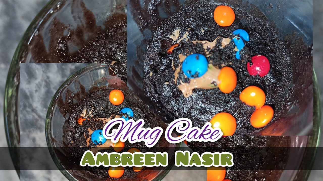 Oreo Mug Cake Recipe / Oreo Mug Cake in Microwave / Easy ...