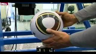 World Cup 2010 Most Shocking Moments 28-Jabulani