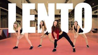 N-FASIS  - LENTO(Pa Arriba Pa Abajo) | Eleni Talliou Dance Fitness