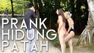 PRANK HIDUNG PATAH!! Video Magic Prank Indonesia.