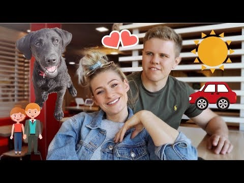 COUPLES BIRTHDAY GET-AWAY WITH OUR PUPPY! | Couple's Vlog 17