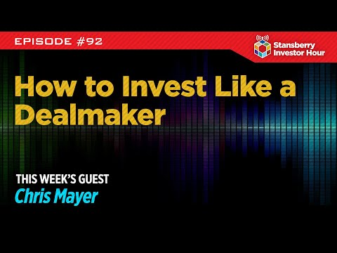 How to Invest like a Dealmaker
