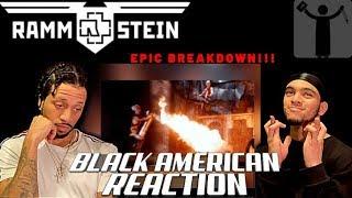Rammstein- Mein Teil | BLACK AMERICAN REACTION!!! (EPIC BREAKDOWN!!!)