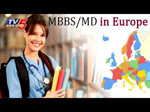 Study MBBS In Europe | Sun Stones Educations | Study Time | TV5 News