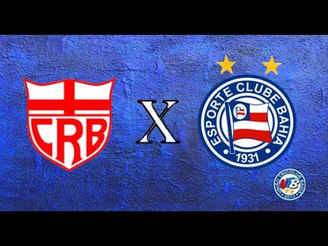 Pênalti - CRB 2 x 2 Bahia Campeonato Brasileiro Série B 24 09 2016