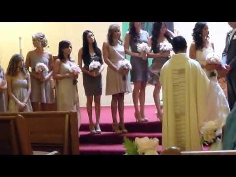 Troy And Vanessa's Wedding